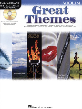 Great Themes – Violin
