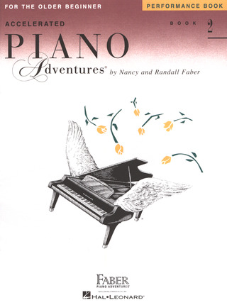 Accelerated Piano Adventures 2 – Performance