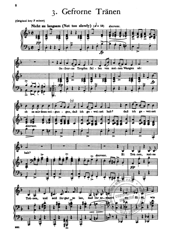 winterreise op 89 d 911 from franz schubert | buy now in the stretta sheet  music shop  stretta music