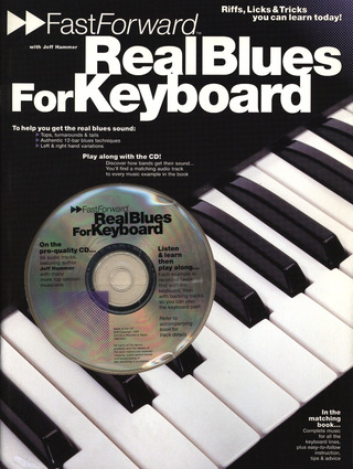 Fast Forward: Real Blues For Keyboard