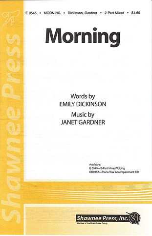 Janet Gardner: Morning