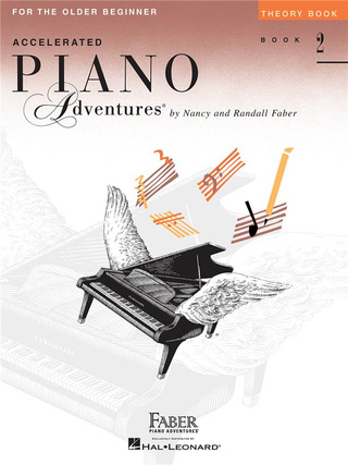 Randall Faber et al.: Piano Adventures 2 – Theory