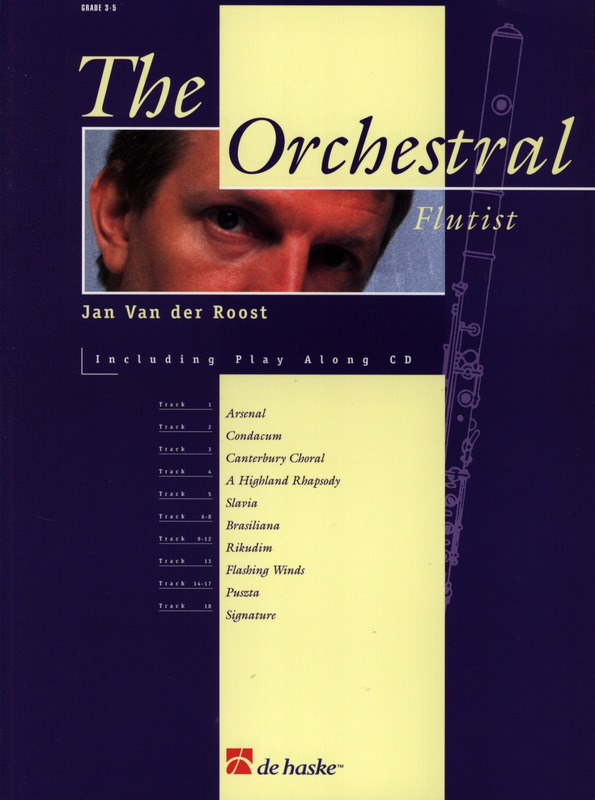 The Orchestral Flutist From Jan Van Der Roost Buy Now In