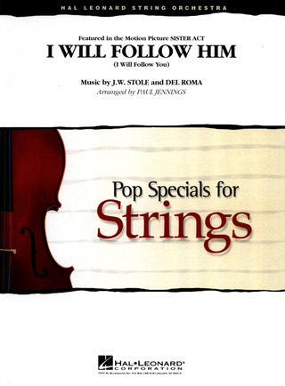 J.W. Stole: I will follow him (aus Sister Act)