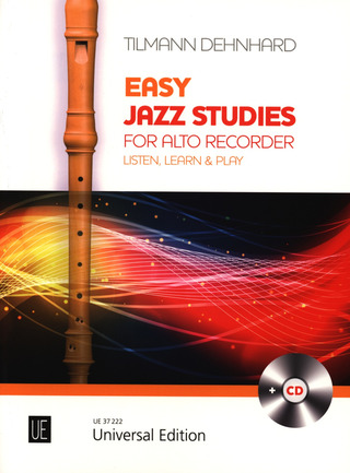 Tilmann Dehnhard: Easy Jazz Studies