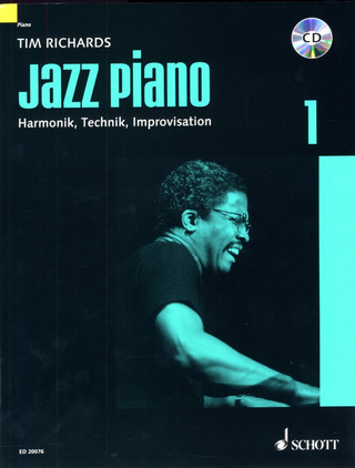 Tim Richards: Jazz Piano 1