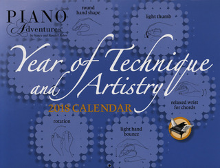 Randall Faber et al.: Year of Technique & Artistry