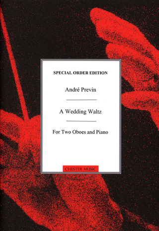 Previn: A Wedding Waltz