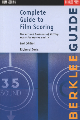 Richard Davis: Complete Guide to Film Scoring  – 2nd edition