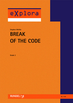 Stephen Leonard Melillo: Break of the Code