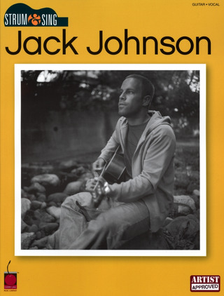 Johnson, Jack: Jack Johnson: Strum And Sing Lc Book