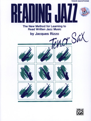 Jacques Rizzo: Reading Jazz – Tenor Sax