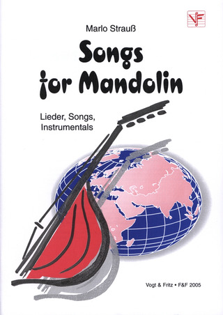 Marlo Strauss: Songs For Mandolin