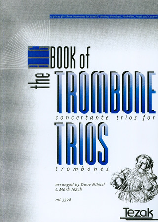 Big Book Of Trombone Trios