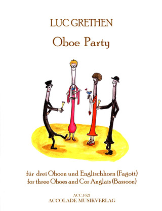 Luc Grethen: Oboe Party