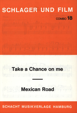Bert Kaempfert: Mexican Road   und   Take a Chance on me