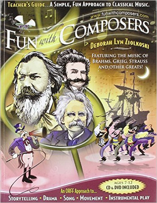 Deborah Lyn Ziolkoski: Fun with Composers