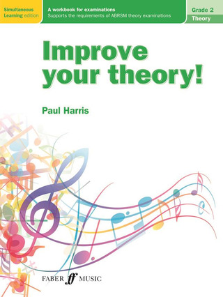 Paul Harris: Improve Your Theory! Grade 2