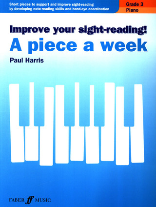 Paul Harris: Improve Your Sight Reading 3