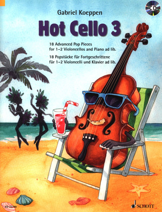 Gabriel Koeppen: Hot Cello 3