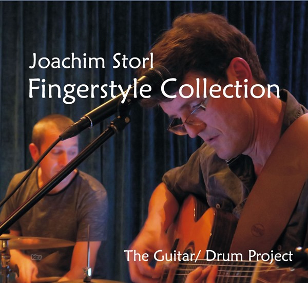 Joachim Storl: Fingerstyle Collection - CD