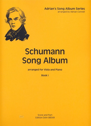 Robert Schumann: Schumann Song Album 1