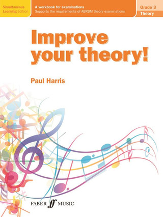 Paul Harris: Improve Your Theory! Grade 3