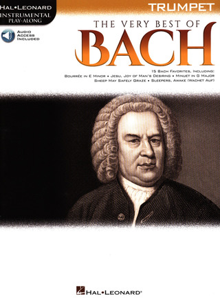 Johann Sebastian Bach: The Very Best of Bach (Trumpet)