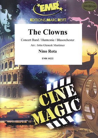 Nino Rota: The Clowns