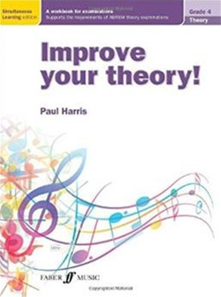 Paul Harris: Improve Your Theory! Grade 4
