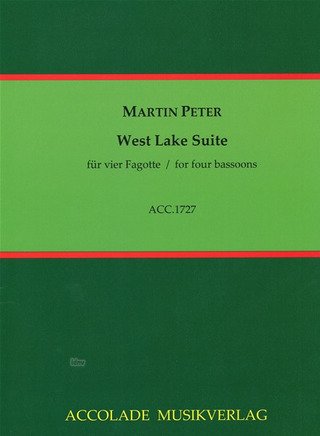 Martin Peter: West Lake Suite
