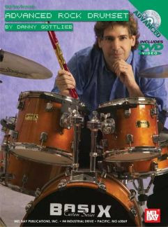 Danny Gottlieb: Advanced Rock Drumset