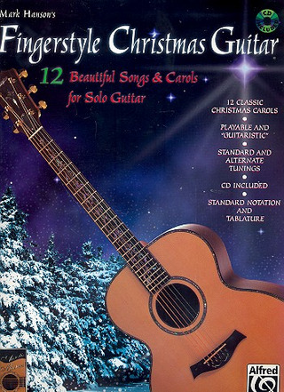Mark Hanson: Fingerstyle Christmas Guitar