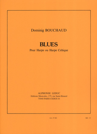 Bouchaud Dominig: Blues