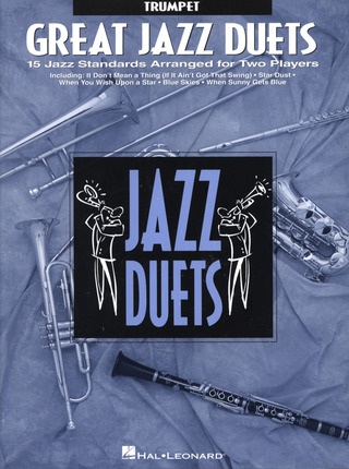 Great Jazz Duets - 15 Jazz Standards