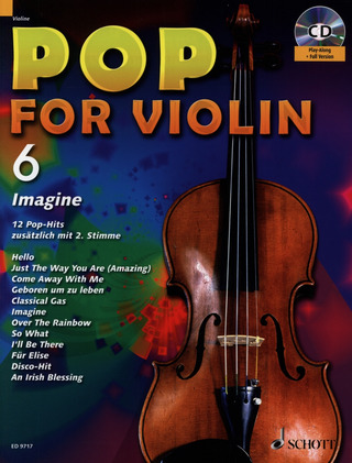 Michael Zlanabitnig: Pop for Violin 6