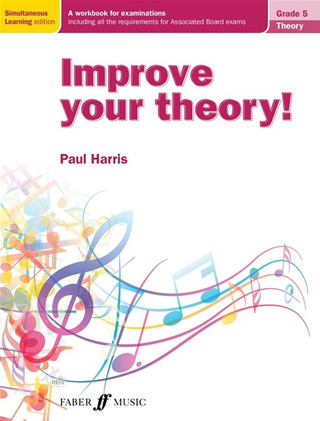 Paul Harris: Improve Your Theory! Grade 5