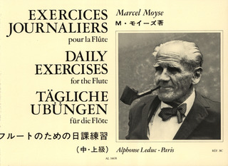 Marcel Moyse: Exercices Journaliers