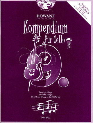 Josef Hofer: Kompendium für Cello 9
