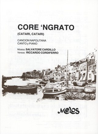 Salvatore Cardillo: Core 'ngrato