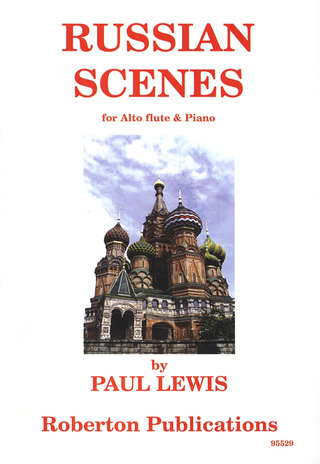 Paul Lewis: Russian Scenes