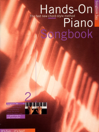 Kenneth Baker: Hands-On Piano Songbook 2 Book Only (Baker, K/Various)