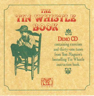 Maguire Tom: Tin Whistle Book Demo Cd