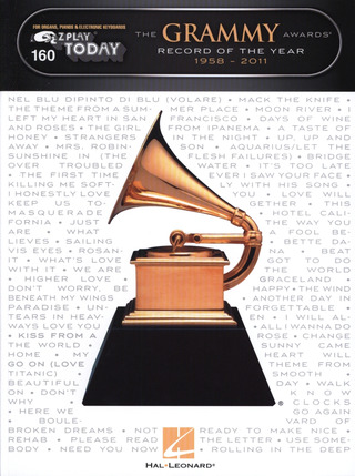 E-Z Play Today 160: The Grammy Awards Record of the Year 1958-2011