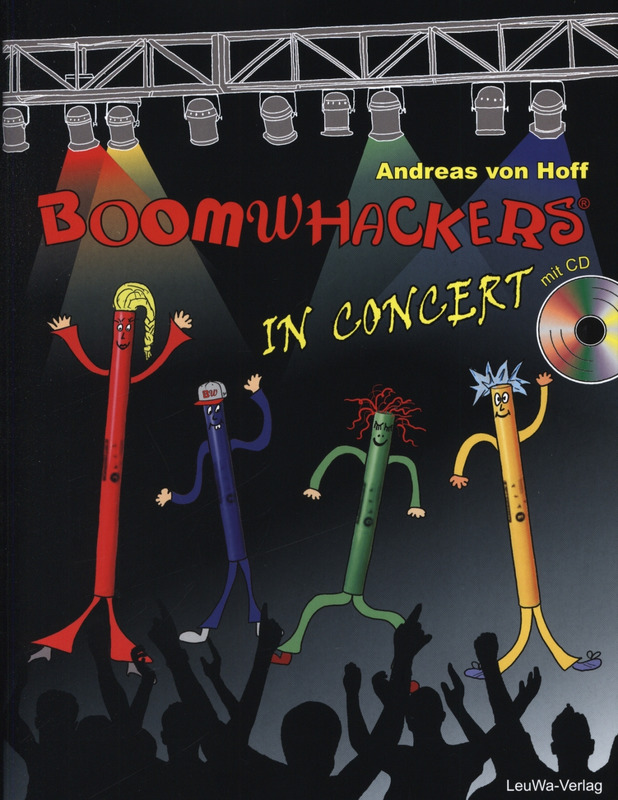 Andreas von Hoff: Boomwhackers in Concert