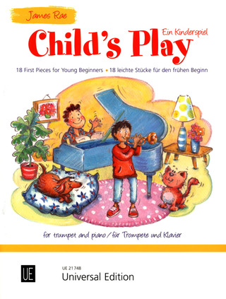 James Rae: Child's Play