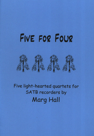 Marg Hall: Five for Four
