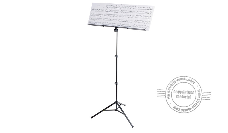 "K/&M /""Robby Plus/"" Music Stand Black"