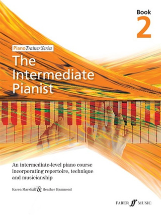 Heather Hammond et al.: The Intermediate Pianist 2