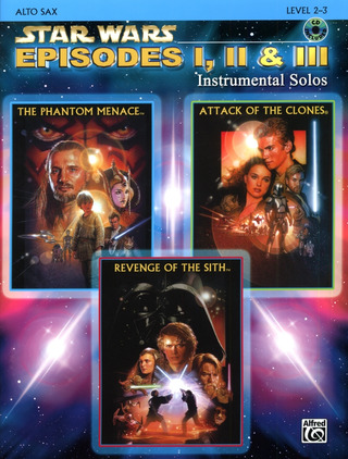 John Williams: Star Wars - Episodes 1, 2 and 3